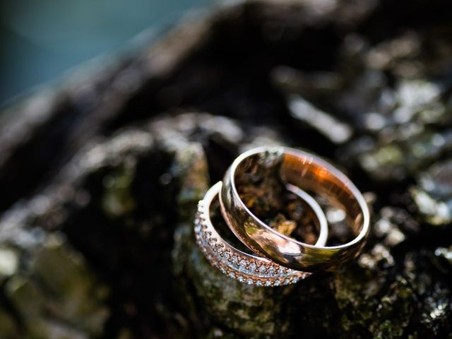 Il matrimonio di Nathanaelle e Jan a Sonnino, Latina 6