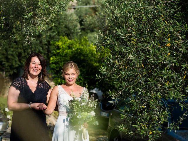 Il matrimonio di Nathanaelle e Jan a Sonnino, Latina 14