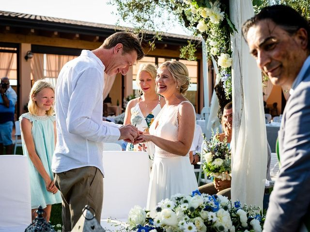 Il matrimonio di Nathanaelle e Jan a Sonnino, Latina 17