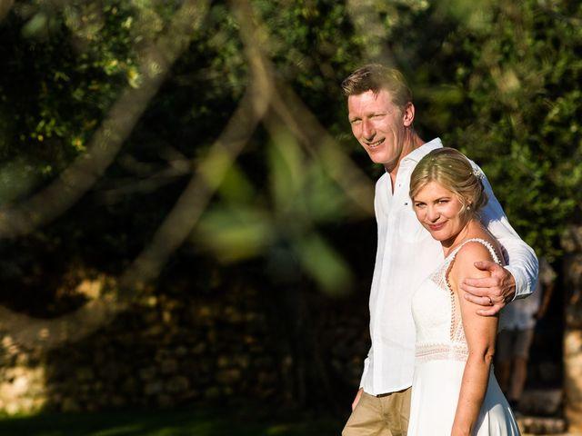 Il matrimonio di Nathanaelle e Jan a Sonnino, Latina 26
