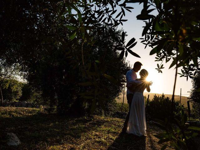 Il matrimonio di Nathanaelle e Jan a Sonnino, Latina 28