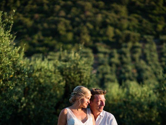 Il matrimonio di Nathanaelle e Jan a Sonnino, Latina 31