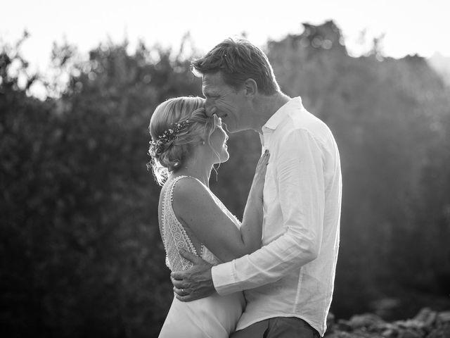Il matrimonio di Nathanaelle e Jan a Sonnino, Latina 32