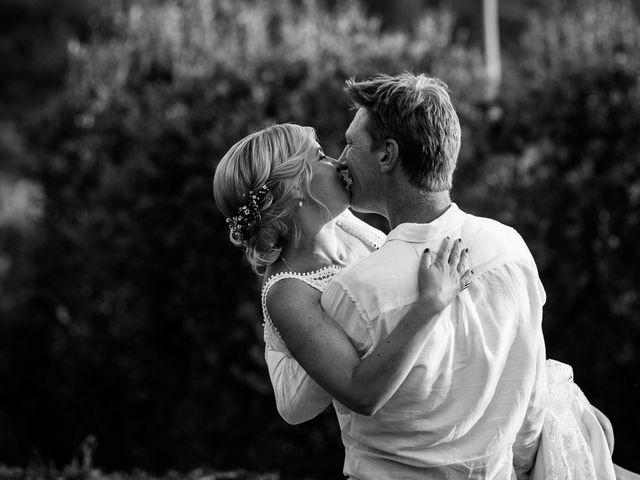 Il matrimonio di Nathanaelle e Jan a Sonnino, Latina 35