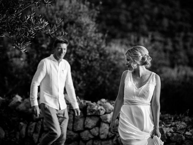 Il matrimonio di Nathanaelle e Jan a Sonnino, Latina 36