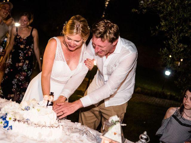 Il matrimonio di Nathanaelle e Jan a Sonnino, Latina 41