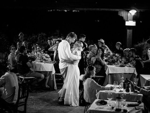 Il matrimonio di Nathanaelle e Jan a Sonnino, Latina 48