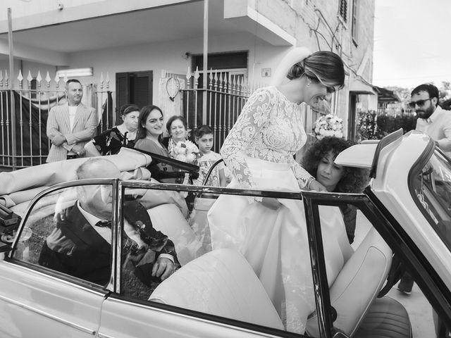 Il matrimonio di Luigi e Anna a Striano, Napoli 11