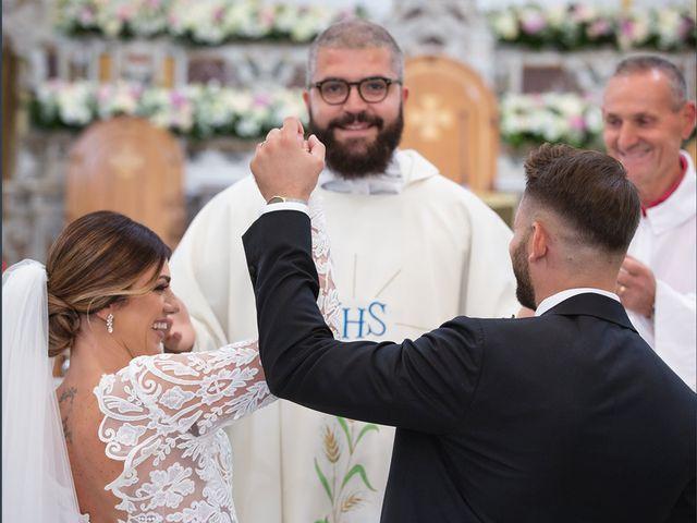 Il matrimonio di Luigi e Anna a Striano, Napoli 12