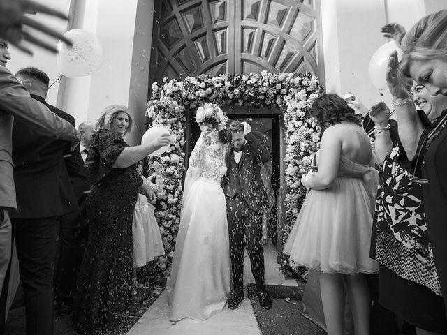 Il matrimonio di Luigi e Anna a Striano, Napoli 13