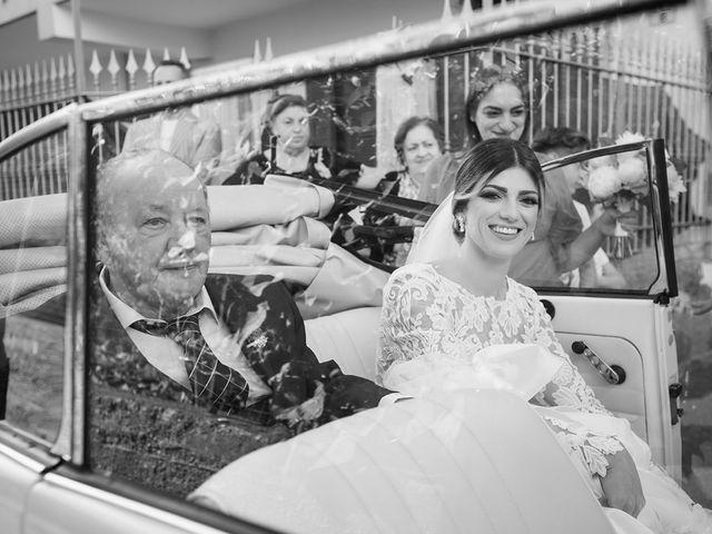 Il matrimonio di Luigi e Anna a Striano, Napoli 17