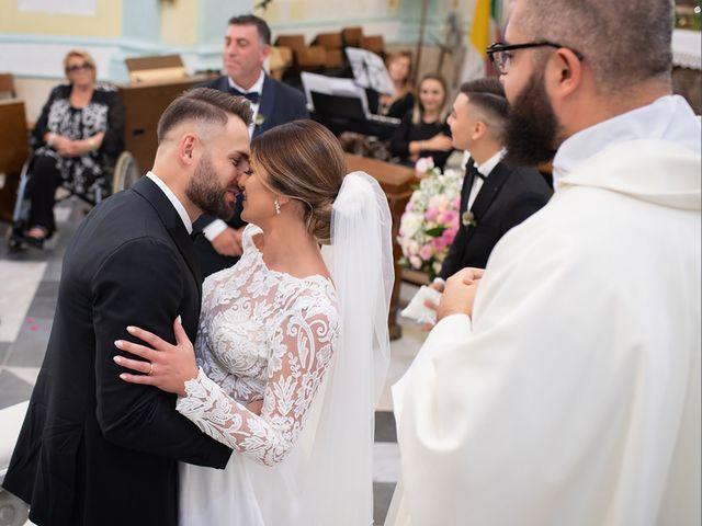 Il matrimonio di Luigi e Anna a Striano, Napoli 18