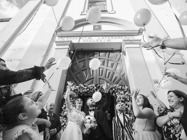 Il matrimonio di Luigi e Anna a Striano, Napoli 19