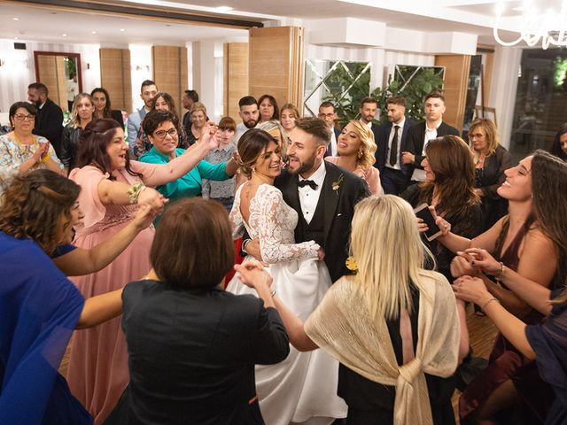 Il matrimonio di Luigi e Anna a Striano, Napoli 21