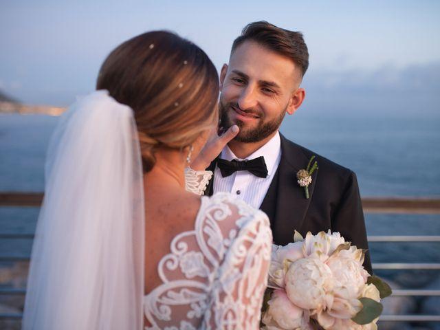 Il matrimonio di Luigi e Anna a Striano, Napoli 28