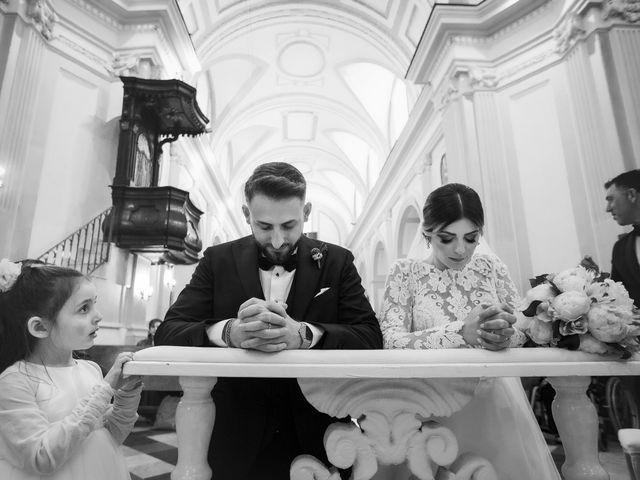 Il matrimonio di Luigi e Anna a Striano, Napoli 32