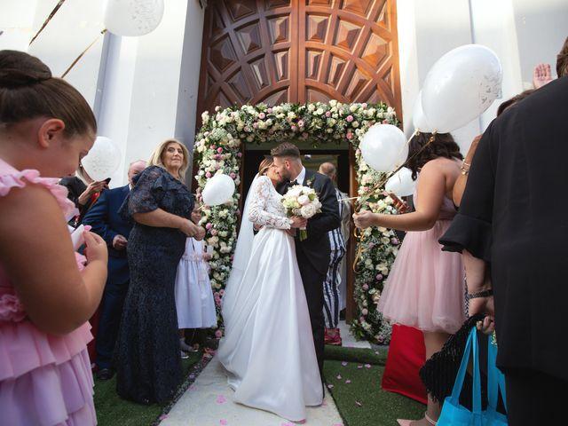 Il matrimonio di Luigi e Anna a Striano, Napoli 33
