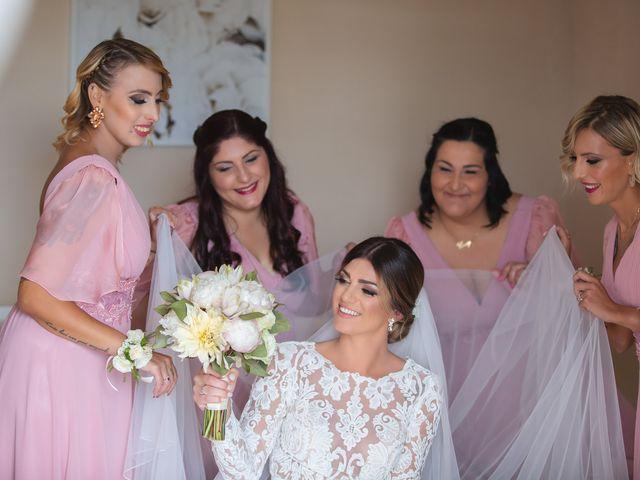 Il matrimonio di Luigi e Anna a Striano, Napoli 48