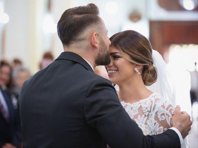 Il matrimonio di Luigi e Anna a Striano, Napoli 50