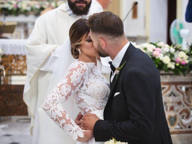 Il matrimonio di Luigi e Anna a Striano, Napoli 51