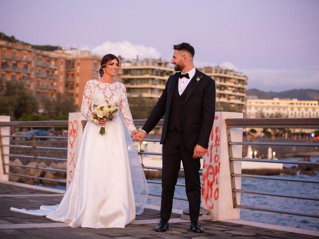 Il matrimonio di Luigi e Anna a Striano, Napoli 53