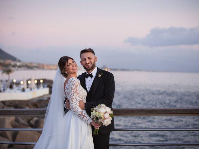 Il matrimonio di Luigi e Anna a Striano, Napoli 54