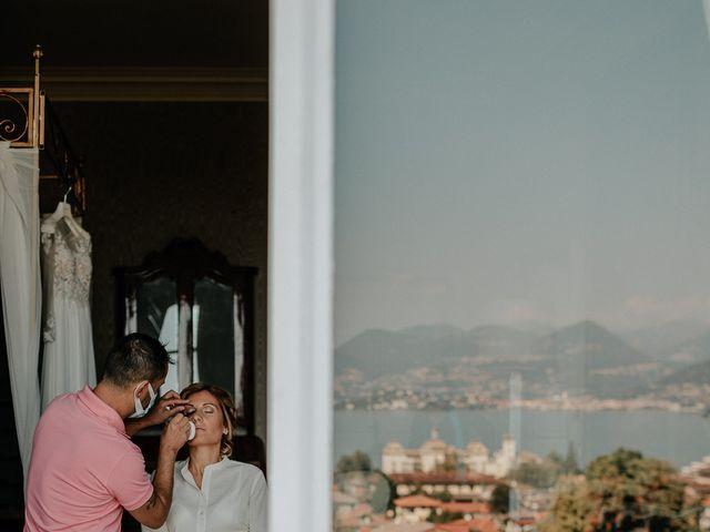 Il matrimonio di Giorgio e Alessandra a Stresa, Verbania 9