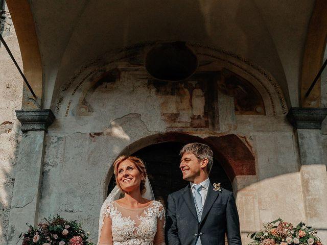 Il matrimonio di Giorgio e Alessandra a Stresa, Verbania 59