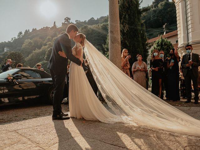 Il matrimonio di Giorgio e Alessandra a Stresa, Verbania 60