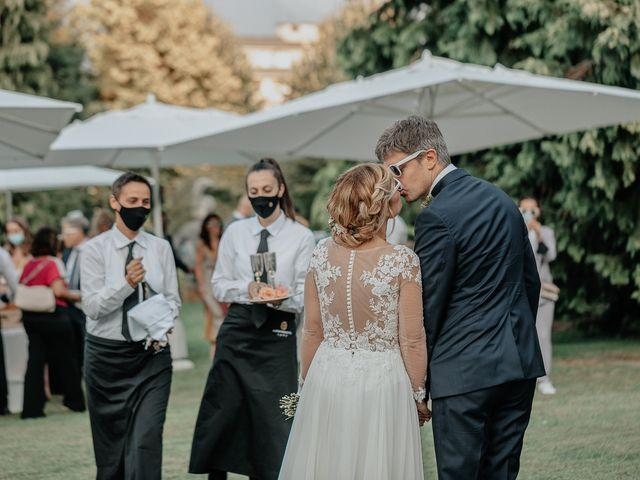Il matrimonio di Giorgio e Alessandra a Stresa, Verbania 75