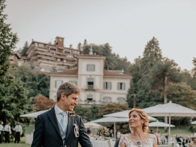 Il matrimonio di Giorgio e Alessandra a Stresa, Verbania 87