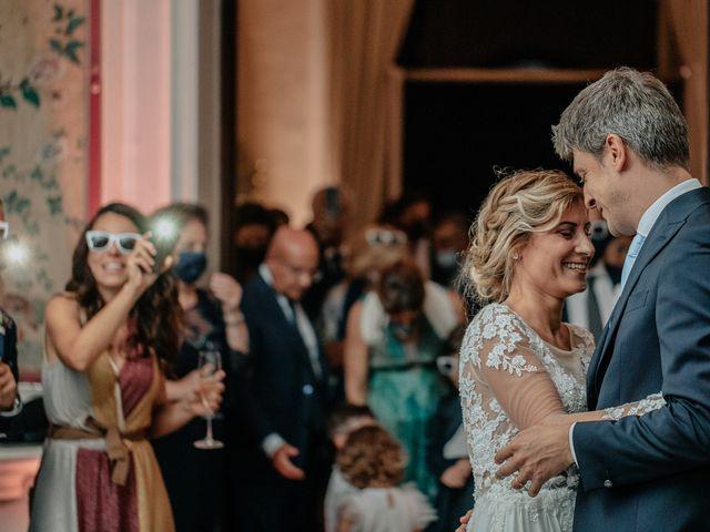 Il matrimonio di Giorgio e Alessandra a Stresa, Verbania 111