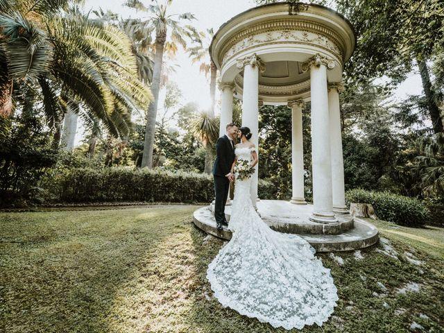 Le nozze di Matthias e Rossella