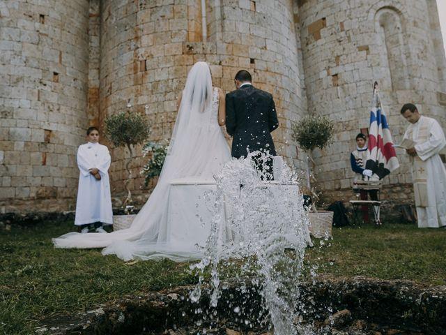 Il matrimonio di Duccio e Silvia a Siena, Siena 14