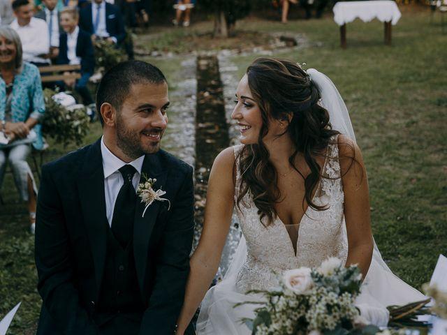 Il matrimonio di Duccio e Silvia a Siena, Siena 15