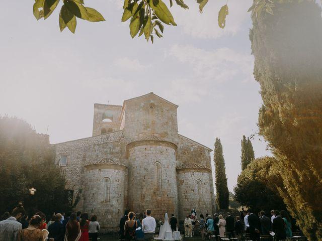 Il matrimonio di Duccio e Silvia a Siena, Siena 16