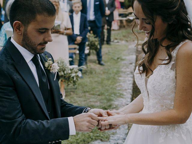 Il matrimonio di Duccio e Silvia a Siena, Siena 18