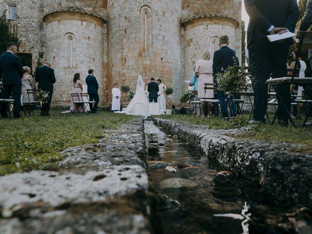 Il matrimonio di Duccio e Silvia a Siena, Siena 20
