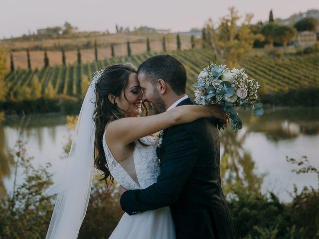 Il matrimonio di Duccio e Silvia a Siena, Siena 28