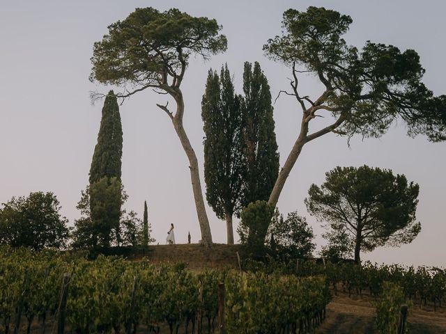 Il matrimonio di Duccio e Silvia a Siena, Siena 29