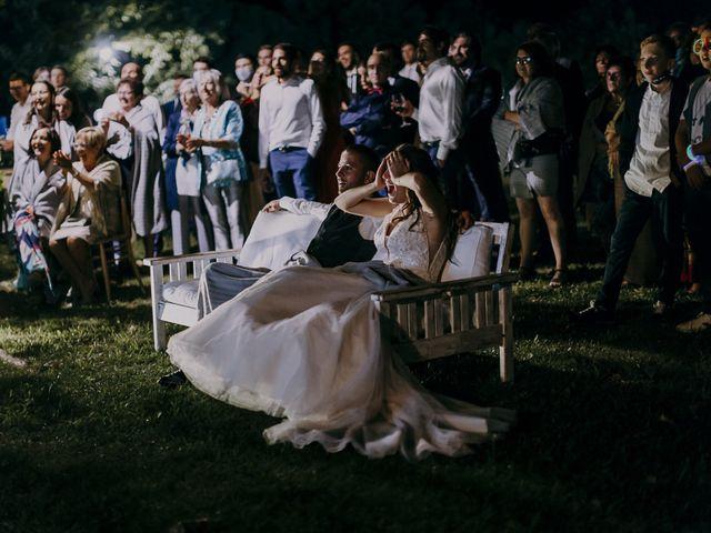 Il matrimonio di Duccio e Silvia a Siena, Siena 45