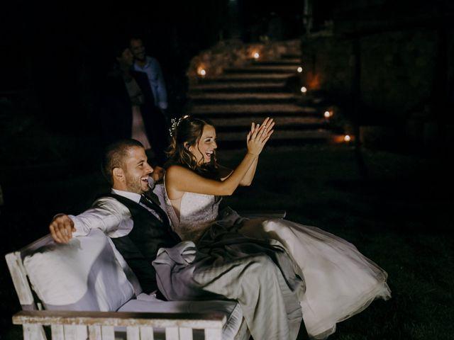 Il matrimonio di Duccio e Silvia a Siena, Siena 46