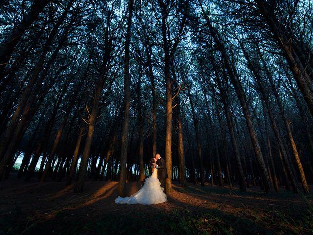 Le nozze di Bernadetta e Emilio
