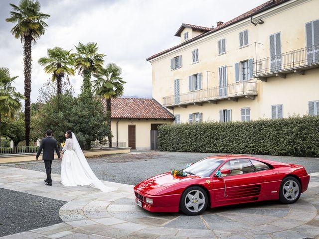 Il matrimonio di Marco e Jessica a Biella, Biella 6