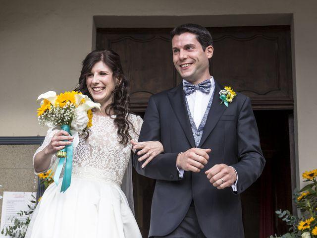 Il matrimonio di Marco e Jessica a Biella, Biella 15