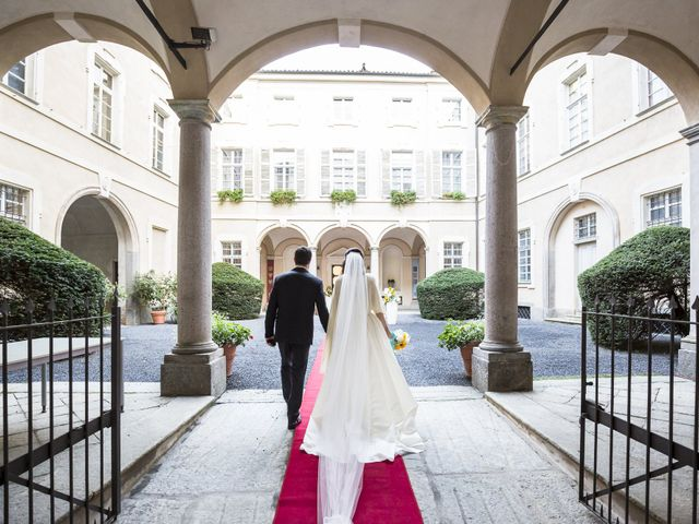 Il matrimonio di Marco e Jessica a Biella, Biella 18