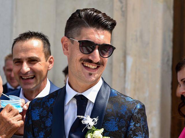 Il matrimonio di Martino e Viviana a Legnago, Verona 9