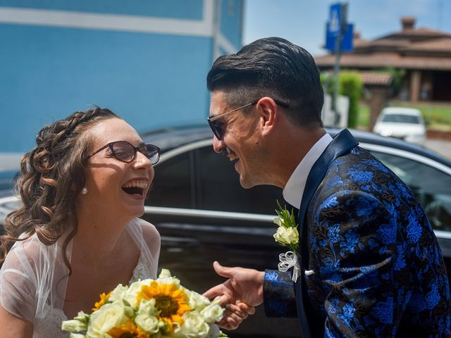 Il matrimonio di Martino e Viviana a Legnago, Verona 10