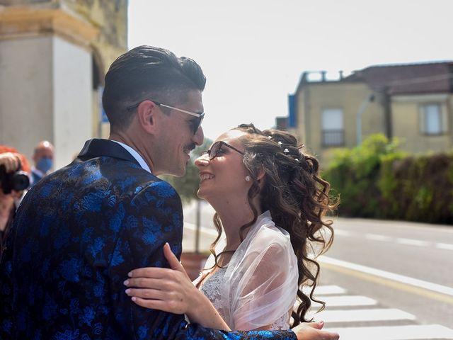 Il matrimonio di Martino e Viviana a Legnago, Verona 11