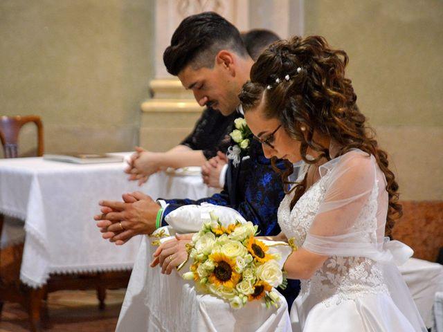 Il matrimonio di Martino e Viviana a Legnago, Verona 12